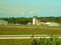 Beverly Municipal Airport (BVY) - Summer day at Beverly. - by Samuel D.