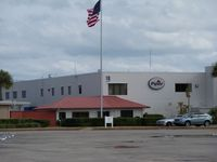 Vero Beach Municipal Airport (VRB) - Piper Aircraft main offices and manufacturing plant - by simkatu