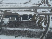 Greene County-lewis A. Jackson Regional Airport (I19) - GA Ramp and facilities - by Bob Simmermon