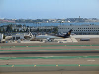 San Diego International Airport (SAN) - UPS Ramp - by Marty Kusch