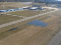 Custer Airport (TTF) - Departing RWY 21 - by Bob Simmermon