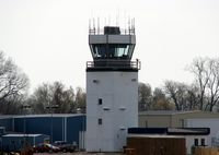 Shreveport Downtown Airport (DTN) - The Tower at Shreveport's Downtown Airport. - by paulp