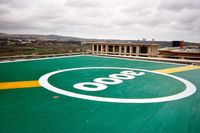 Opus Center Irvine Heliport (CA85) - Opus West heliport - by Helidex LLC