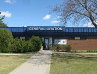 St Cloud Regional Airport (STC) - The FBO, St. Cloud Aviation. - by Kreg Anderson
