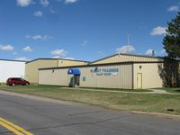 St Cloud Regional Airport (STC) - The flight school at STC, Wright Aero. - by Kreg Anderson