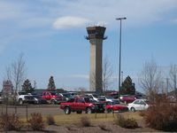 Great Falls International Airport (GTF) - Obviously the tower. - by Bob Simmermon