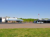 Rowan County Airport (RUQ) - Lazy Sunday afternoon.... - by John W. Thomas