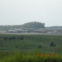 Tri-cities Regional Tn/va Airport (TRI) - Tri-Cities airport - by D. Steven Peterson