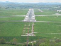 Tri-cities Regional Tn/va Airport (TRI) - Final for 23 - by Bob Simmermon
