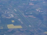 Sheffield City Airport - On our flight Leeds-Barcelona - by edd