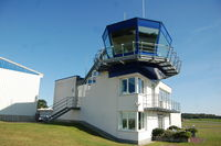 Bielefeld Airport, Bielefeld, North Rhine-Westphalia Germany (EDLI) - Tower of Bielefeld, Germany - by ghans