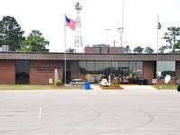 Lumberton Regional Airport (LBT) - Friendly people... - by John W. Thomas