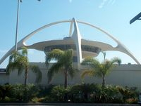 Los Angeles International Airport (LAX) - Spider - by ghans