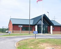 Emporia-greensville Regional Airport (EMV) - Slow Friday afternoon... - by John W. Thomas