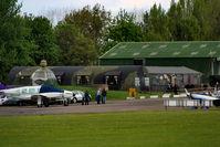 North Weald Airfield Airport, North Weald, England United Kingdom (EGSX) photo