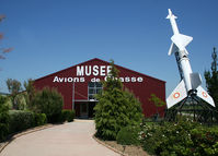 Montélimar Ancone Airport - Entrance of the Museum located at the Montelimar-Ancone airfield - by Shunn311