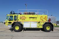 De Kalb Taylor Municipal Airport (DKB) - Fire/crash Truck - by Mark Pasqualino