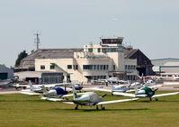 Shoreham Airport, Shoreham United Kingdom (EGKA) - Shoreham (Brighton City) Airport, West Sussex, UK - by John Pitty