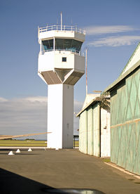 RAAF Williams - RAAF Williams Point Cook control tower. - by YSWG-photography