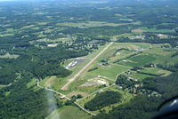 Carroll County-tolson Airport (TSO) - The Blue Bird Farm Restaurant is near ... - by Allen M. Schultheiss