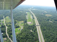 Old Orchard Airpark Airport (2NK9) - Completed by 30 members in 2003 - by Members
