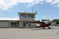 Galt Field Airport (10C) - Executive Terminal - by Mark Pasqualino