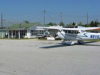 Franklin County Airport (18A) - Refueling stop - by Bob Simmermon