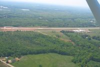 Franklin County Airport (18A) - Looking south - by Bob Simmermon