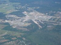 Department Of Corrections Field Airport (FL03) - Looking NE - by Bob Simmermon