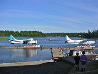 Island Lake Seaplane Base (2R3) - Island Lake seaplane base, Kenai AK USA - by Mark Kalfas