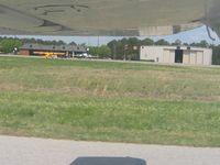 Lagrange-callaway Airport (LGC) - New FBO facilities - by Bob Simmermon