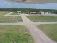 Lagrange-callaway Airport (LGC) - Departing RWY 31 - by Bob Simmermon