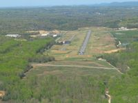 Scott Municipal Airport (SCX) - On final for RWY 5 - by Bob Simmermon