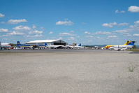 Fairbanks International Airport (FAI) - Fairbanks International - by Dietmar Schreiber - VAP