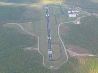 Pike County-hatcher Field Airport (PBX) - Looking east - by Bob Simmermon