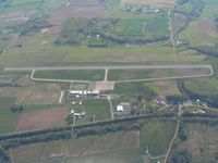 Greater Portsmouth Regional Airport (PMH) - Looking east - by Bob Simmermon