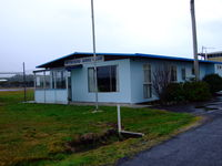 Burnie Airport - Wynyard Aero Club building @ YWYY - by Anton von Sierakowski