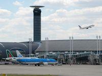 Paris Charles de Gaulle Airport (Roissy Airport), Paris France (LFPG) - CDG tower - by Jean Goubet/FRENCHSKY