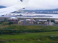 George Best Belfast City Airport, Belfast, Northern Ireland United Kingdom (EGAC) photo