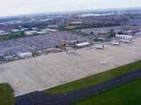 Liverpool John Lennon Airport, Liverpool, England United Kingdom (EGGP) photo