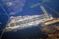 Frankfurt International Airport, Frankfurt am Main Germany (EDDF) - Frankfurt International Airport - by Artur Bado?