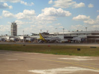 Belgrade Nikola Tesla International Airport - Belgrade airport - by Andreas Ranner