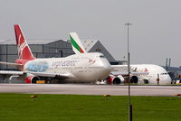 Manchester Airport, Manchester, England United Kingdom (EGCC) photo