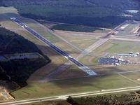 C E 'rusty' Williams Airport (3F3) - Looking NE - by Carl Hennigan