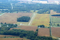 Lumberton Airport (OH77) - Looking South - by Allen M. Schultheiss