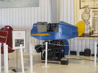 Anoka County-blaine Arpt(janes Field) Airport (ANE) - WWII Vintage LINK Instrument Flight Trainer, at Golden Wings Museum. I had 4 hours Link time recorded when learning to fly at ANE 45 years ago. - by Doug Robertson