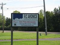 Anoka County-blaine Arpt(janes Field) Airport (ANE) - Airport Avionics Business - by Doug Robertson