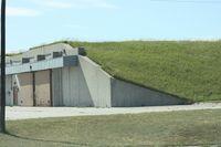 Oscoda-wurtsmith Airport (OSC) - Cold war SAC bunker - by Florida Metal