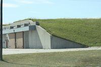 Oscoda-wurtsmith Airport (OSC) - Cold war SAC bunker - by Florida Metal
