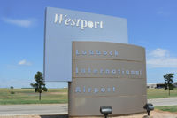 Lubbock Preston Smith International Airport (LBB) - West side entrance at the Lubbock International Airport - by Zane Adams